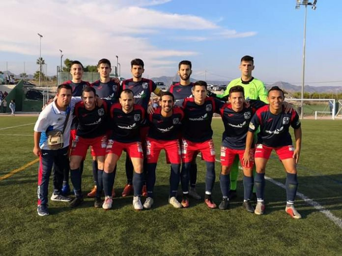 CD Murada - 2-2 draw against Calvari Benidorm.