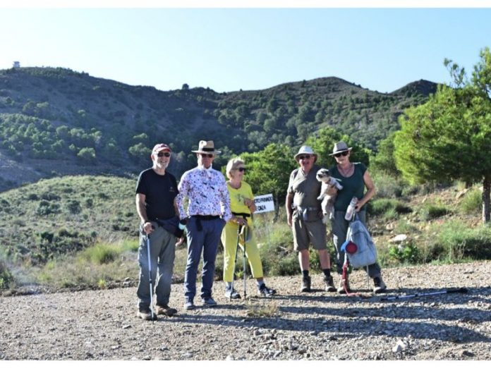 Humanists of Murcia October walk