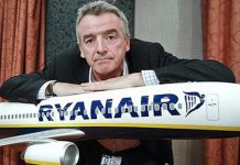 Norwegian 'doomed' - Ryanair CEO O'Leary