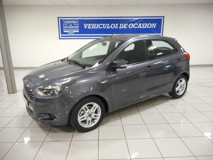 Car for sale in Spain: Ford Ka+ Petrol Manual 2017 (000006)