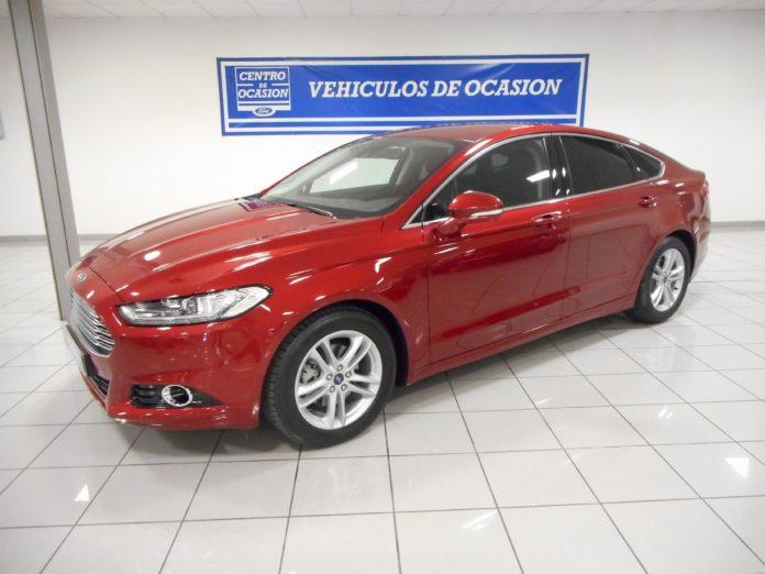 Car for sale in Spain: Ford Mondeo Diesel Manual 2014 (000007)