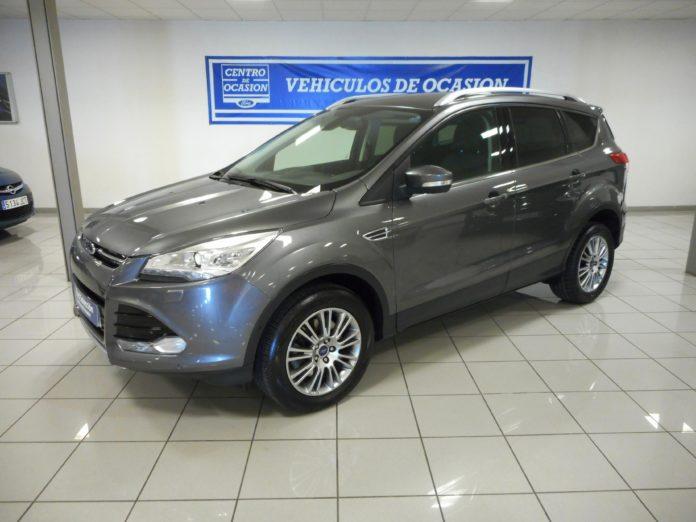 Used car for sale in Spain: Ford Kuga Petrol Manual 2013 (000010)