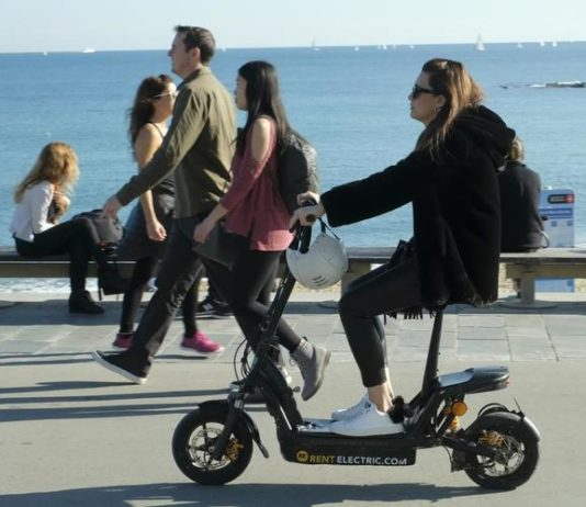 DGT introduces new legislation for electric scooters