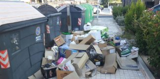 The council has received numerous complaints about the improper use of these containers