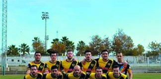 CF Popular Orihuela gained a1-0 win against Alguena CF.