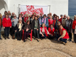 Mojácar' Red Cross Opens Aid Distribution Centre