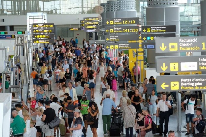 Alicante-Elche airport tops 15 million passengers