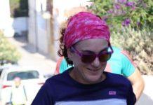 Sports Councillor Ana Belen Juarez Pastor 2019 Ibiza Trail