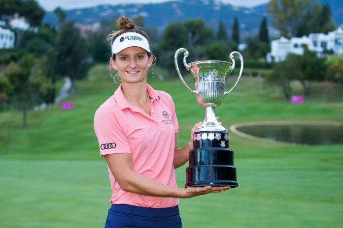 Anne Van Dam Secures Spanish Open Double