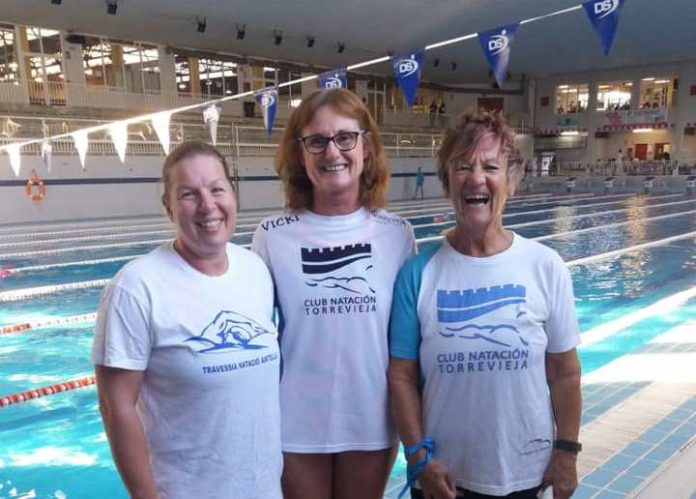 Six National Records for CN Torrevieja Masters swimmer.