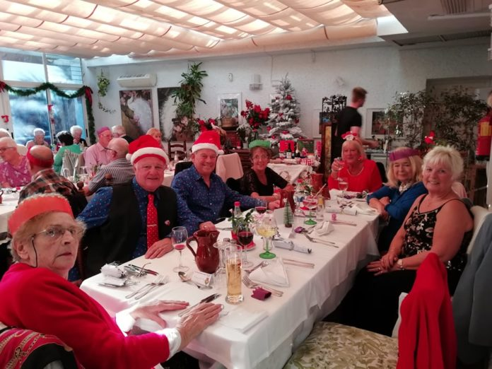 Torrevieja RBL Christmas Party