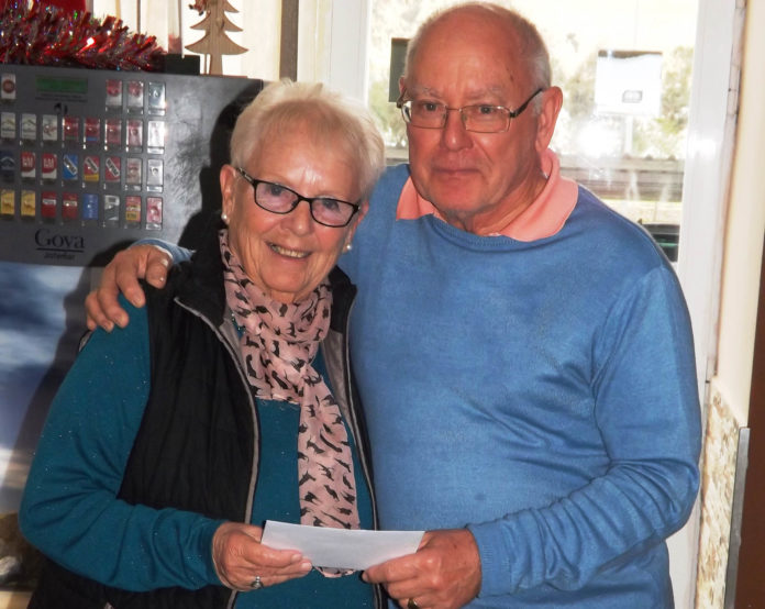 Age Concern receive Charity4Charities donation