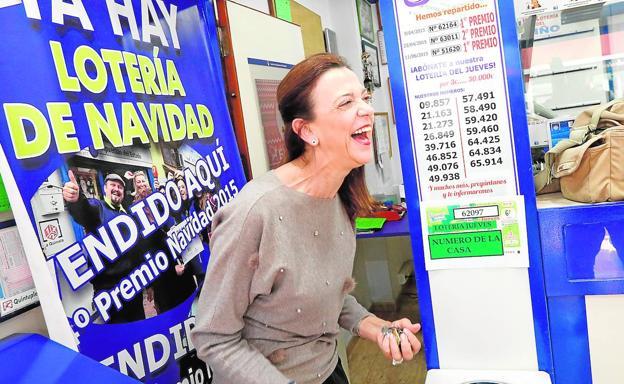 Murcia Christmas El Gordo Lottery joy!