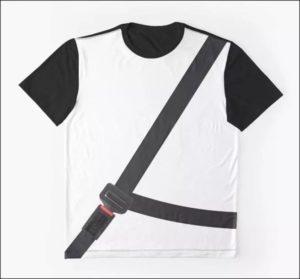 Fake seat belt t-shirts denounced by Guardia Civil