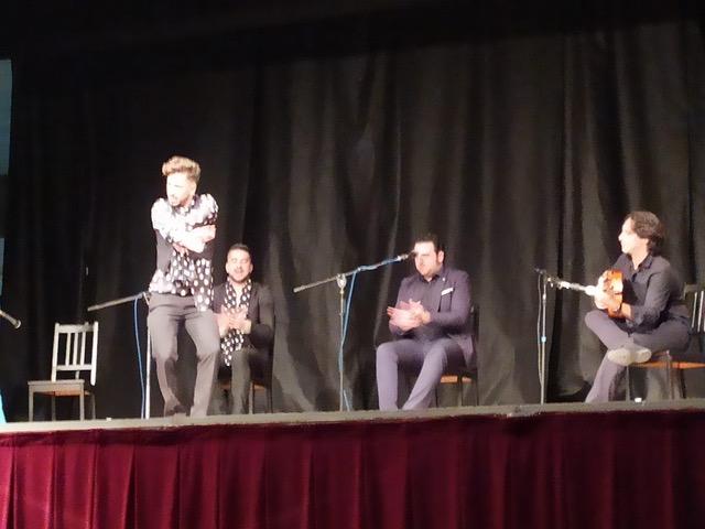 Mojácar's Flamenco Spectacularshowcases top stars from Jerez And Granada
