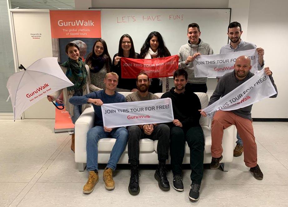 GuruWalk team