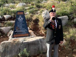 RAFA provide fitting Memorial to crew of Wellington NA598