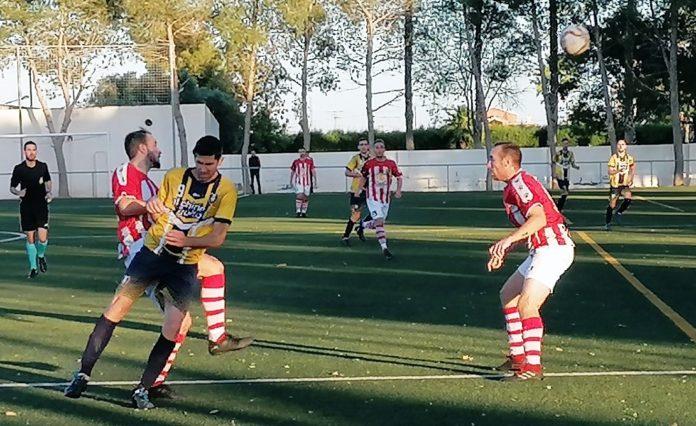 Monte Lose Seven Goal Thriller