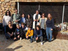 Mojácar's Nativity Scene unveiled