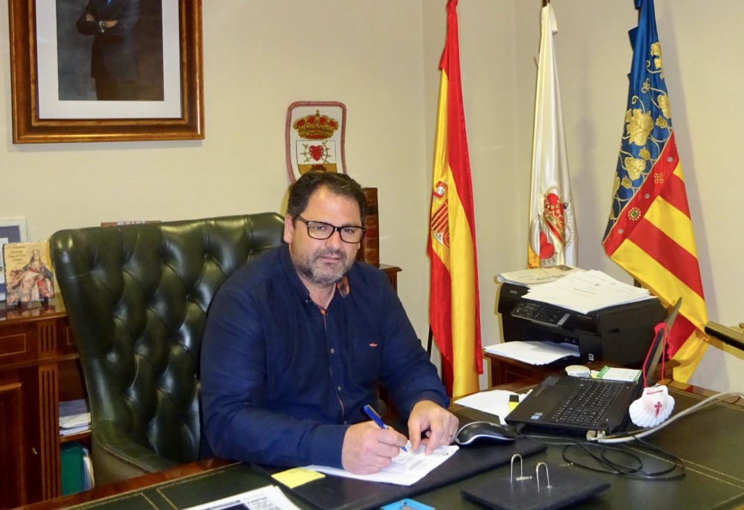 Mayor of Dolores and Provincial Deputy, José Joaquín Hernández