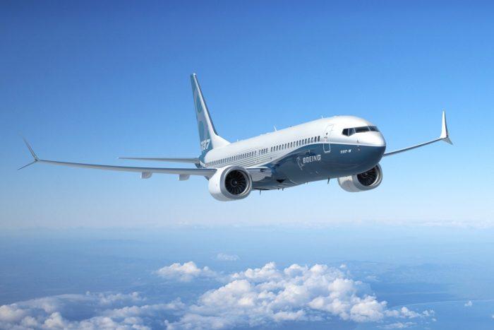 Boeing 737 Max. Photo: Boeing.