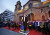 Torrevieja carols in the square