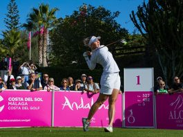 Madsen Makes Move in Marbella