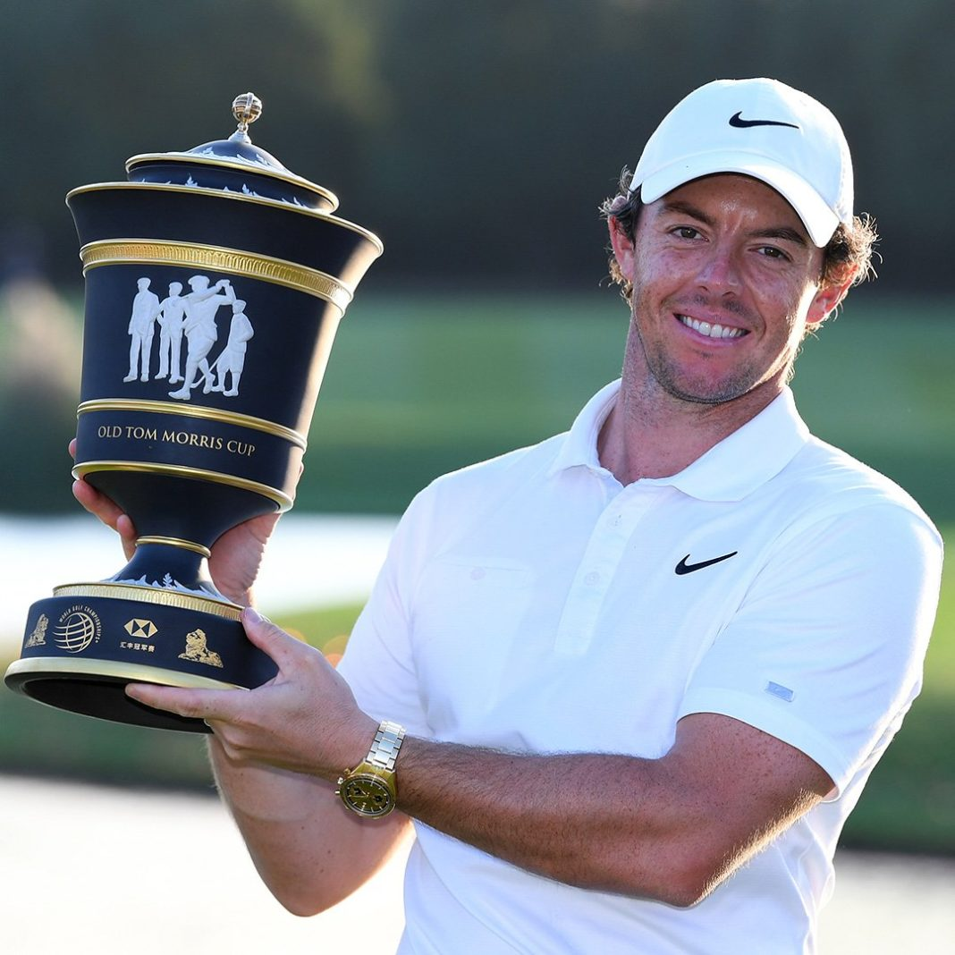 Rory McIlroy needs just the US Masters to complete his set of Major Championships