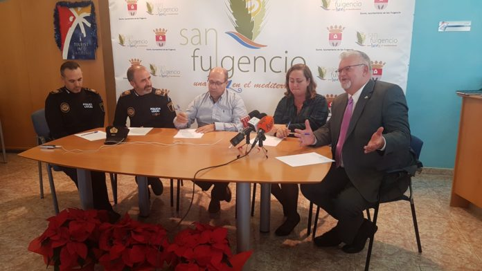 Pioneering Home Security Initiative implemented in San Fulgencio