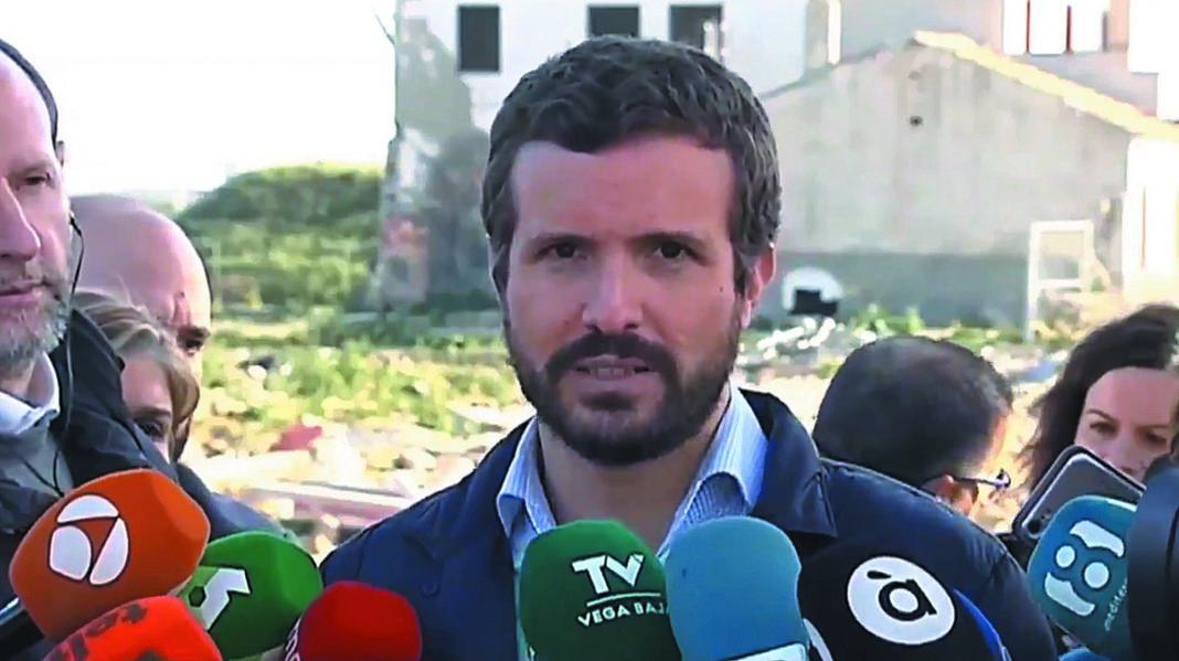 PP President visits Almoradí and Callosa
