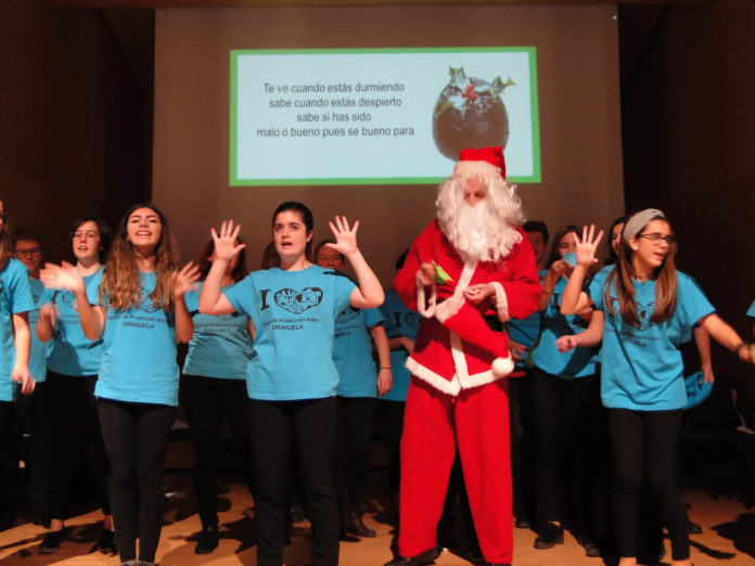 Christmas at the ASOKA animal rescue centre