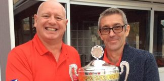 Winner Gold Division and Committee Cup Alan Connell with 35 points