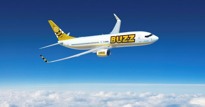 Buzz 737-800. Photo: Ryanair.