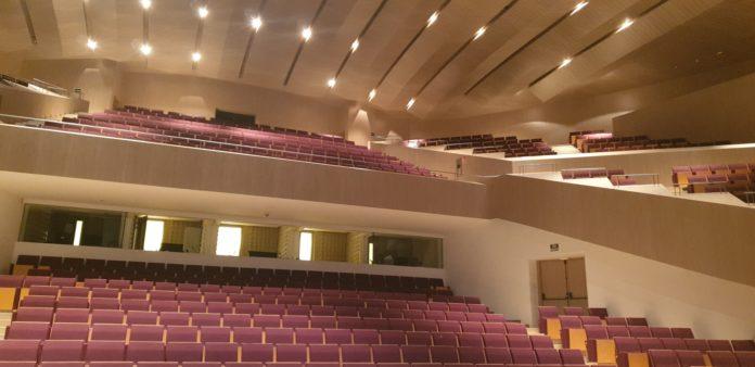 Torrevieja to assume management of Auditorium