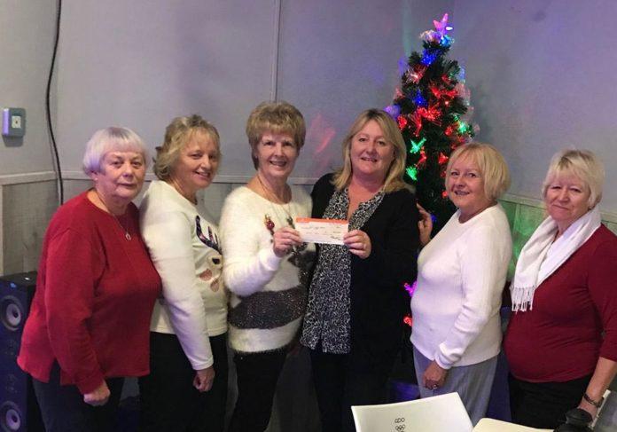 Campoverde Theatre Group Donate 500€ to HELP Vega Baja