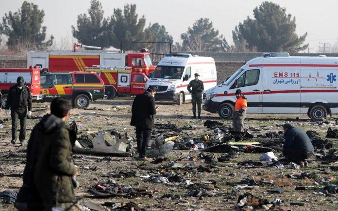 Three Britons among Iran Plane Crash Victims