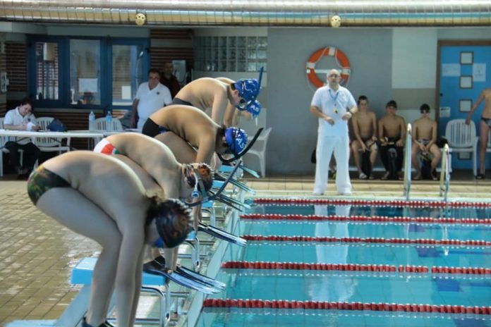 Valencian Community Swimming Championship in Torrevieja this weekend