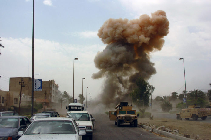 Iranian General warns that the bombing in Iraq is just the beginning