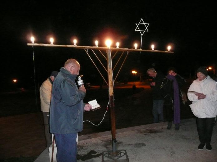 The Southern Costa Blanca Jewish Community celebrates Chanuka 2019