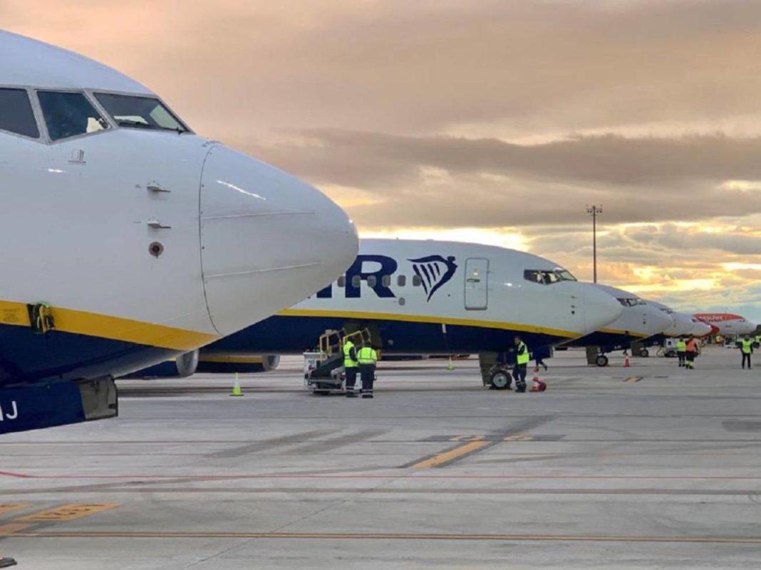 Bombshell as Ryanair announce flights cut