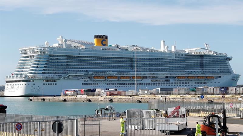 Analyses of cruise ship passenger prove negative for coronavirus