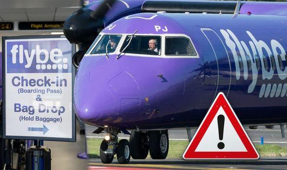 Flybe, Alicante-Elche airport running as normal despite crisis talks