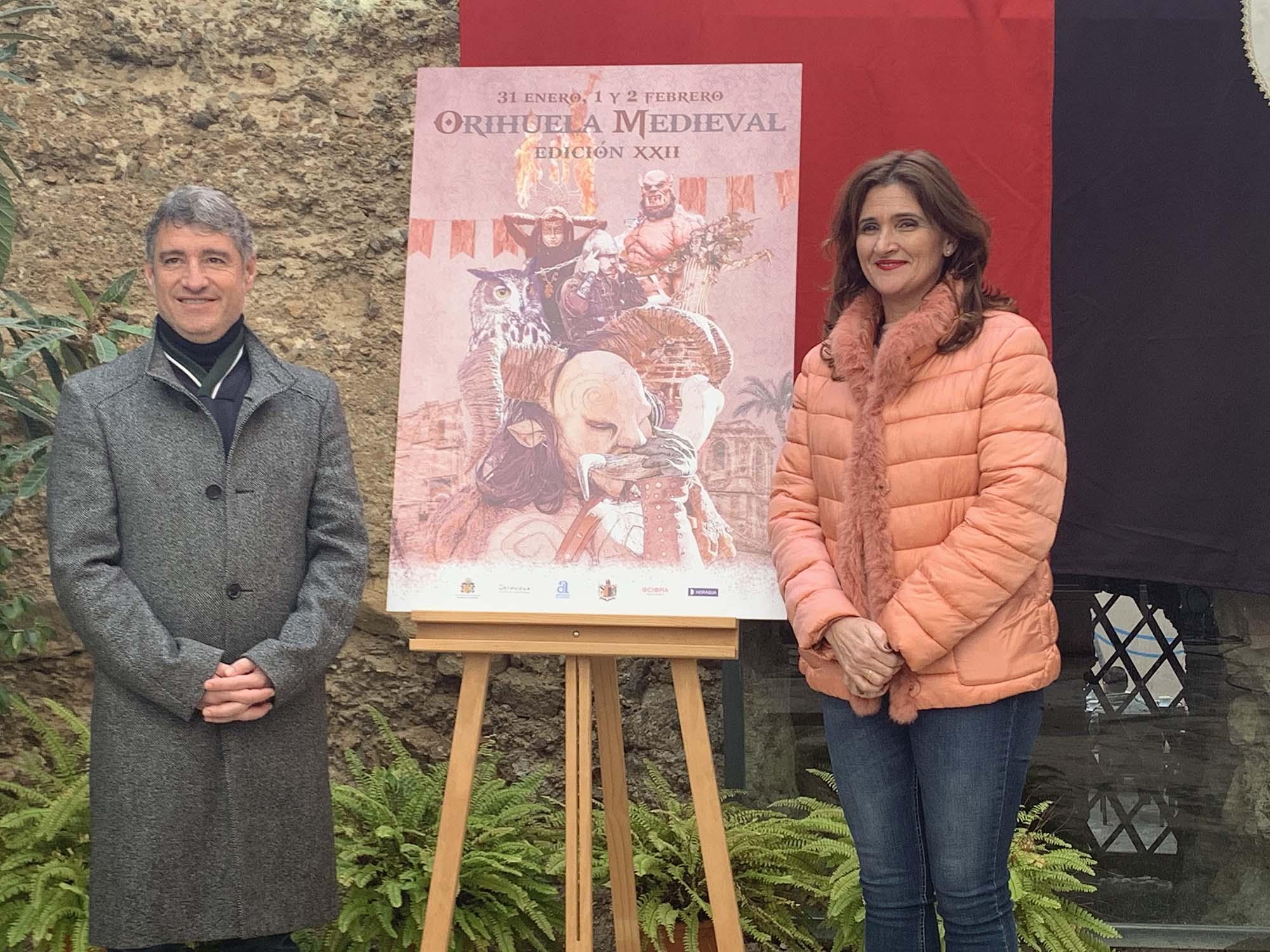 Medieval Market gets underway in Orihuela on Friday