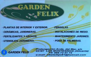 Garden Felix