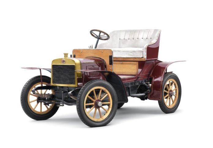 Laurin & Klement 1906 Voiturette Type A
