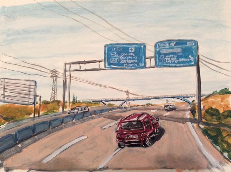 AP-7 Motorway tolls removed unless you live in the Vega Baja
