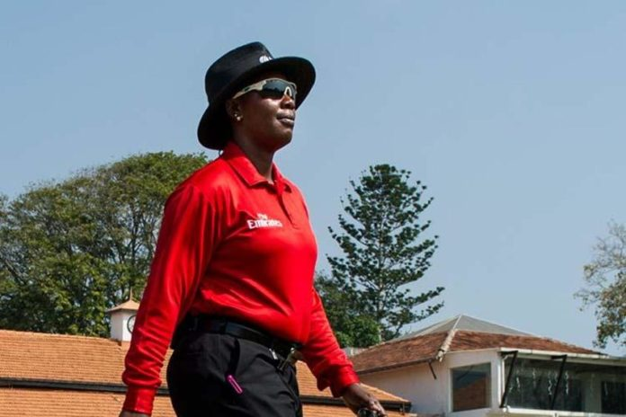 Williams set to become first woman third umpire in a Men's International