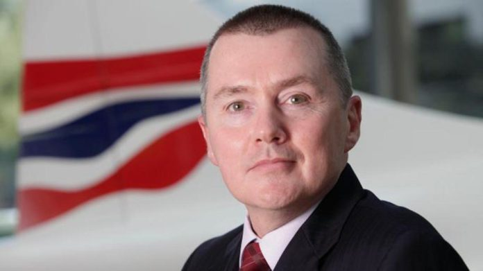 Willie Walsh to retire at the end of March