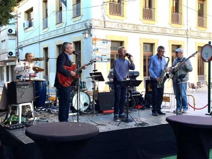 Almoradi concerts in aid of Gota Fria victims.