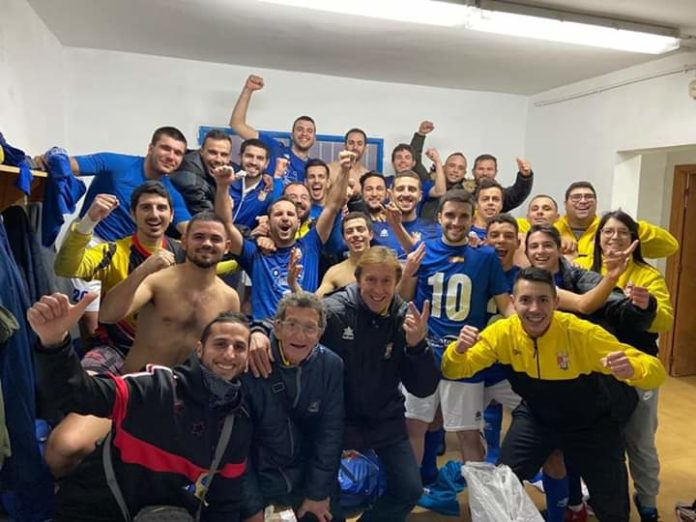 CF Sporting Albatera 'A' - push for promotion continues.